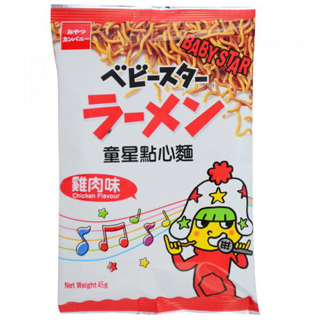 Snack Noodle Chicken Flavour