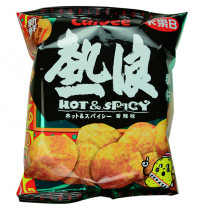 Potato Chip Hot & Spicy