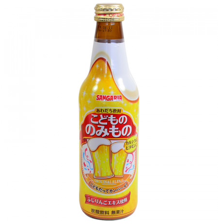 Apple Flavour Soda