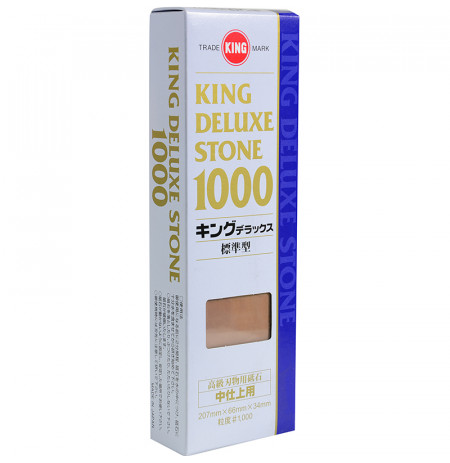 King Deluxe Stone 1000 (Sharpening Stone)