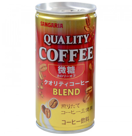 Quality Coffee Less Sugar