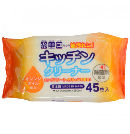Kitchen Cleaner 45 Sheets