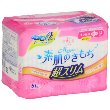 Megami Extra Thin Sanitary Pad Day 230