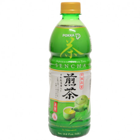 Japanese Green Tea Drink No Sugar