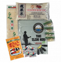 Sushi Kit for 4 people