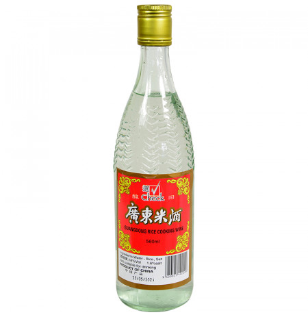 Guangdong Rice Cooking Wine 18%Alc, 1.6%Salt