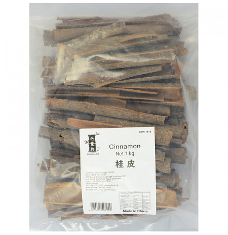 Dried Cinnamon Sticks (Split)