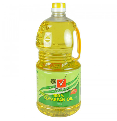 100% Soya Bean Oil