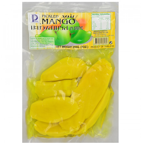 Pickled Mango In Brine