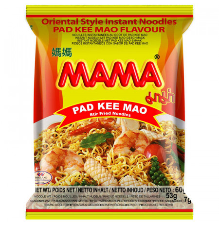 Instant Noodle Pad Kee Mao Flavour (Thai Spicy)