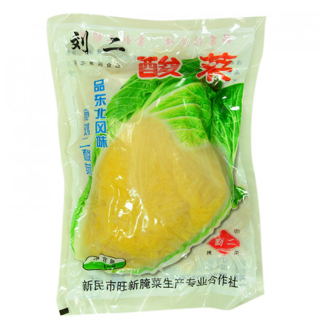 Liu Er Pickled Chinese Cabbage