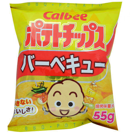 Potato Chip Bbq Flavoured