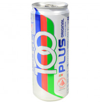 100Plus Isotonic Drink