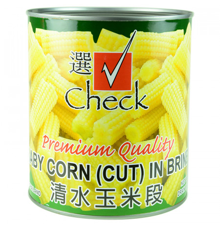 Baby Corn Cuts In Brine