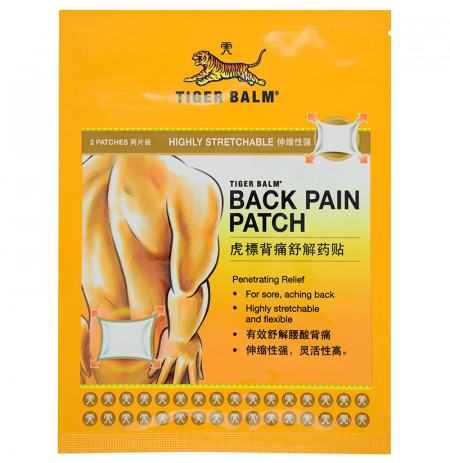 Back Pain Patch-Gold
